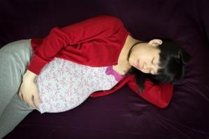 Come combattere l'insonnia in gravidanza