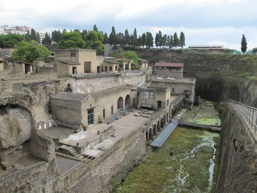 Visitare Ercolano, una tappa fondamentale per gli appassionati di archeologia