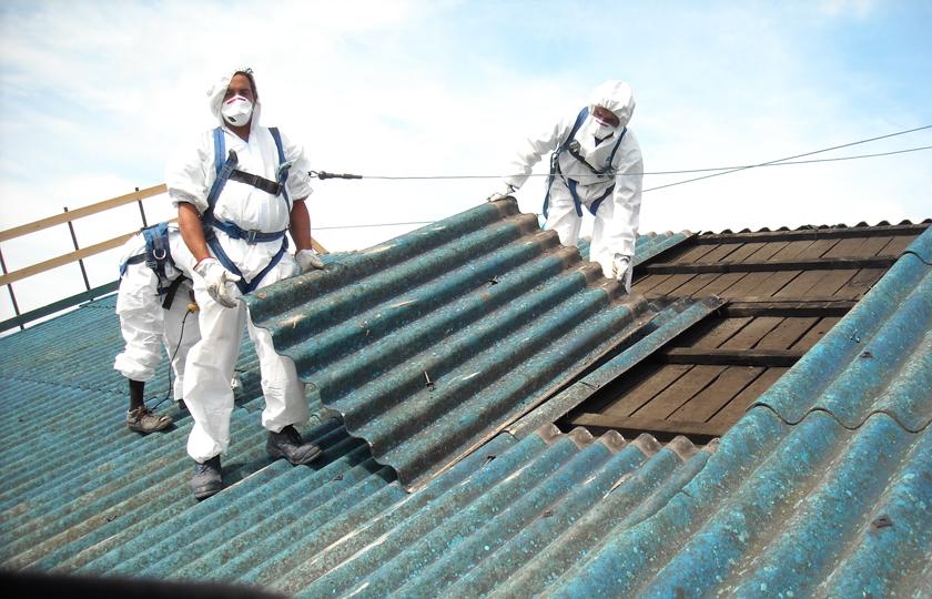 Servizio bonifica amianto a Partinico e Bagheria
