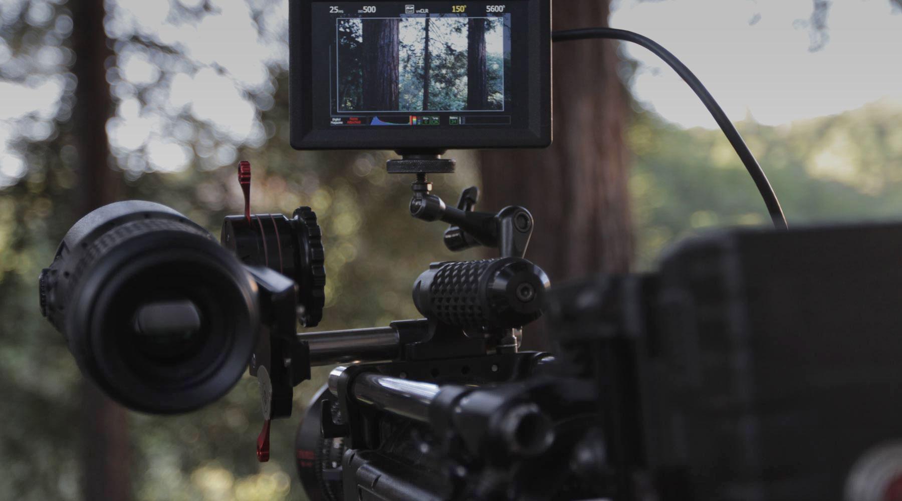 Servizi di video produzione e realizzazione filmati a Roma