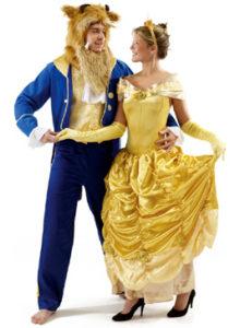vestiti carnevale disney per coppia di adulti