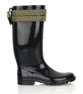 Stivali da pioggia per la donna