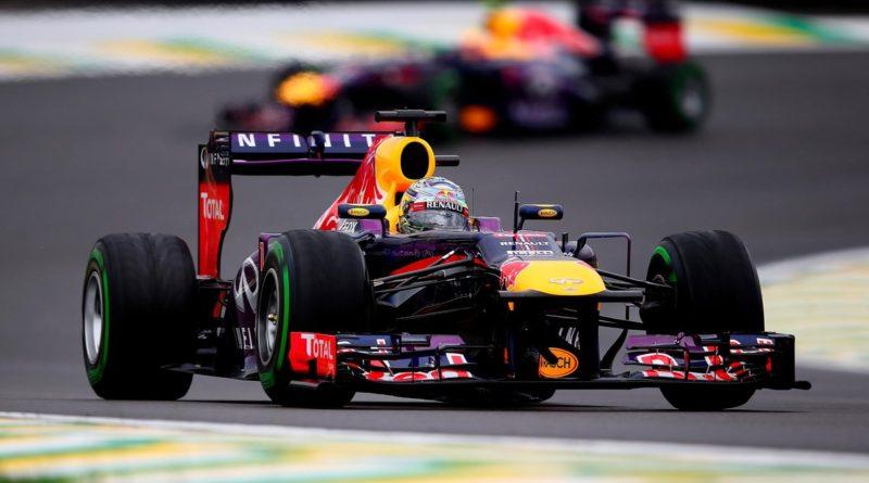 Formula 1 Redbull: news