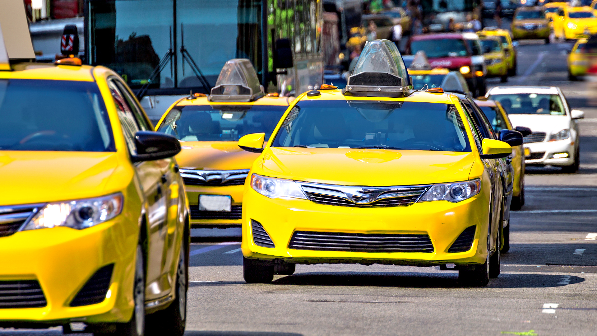 Come prenotare un taxi?
