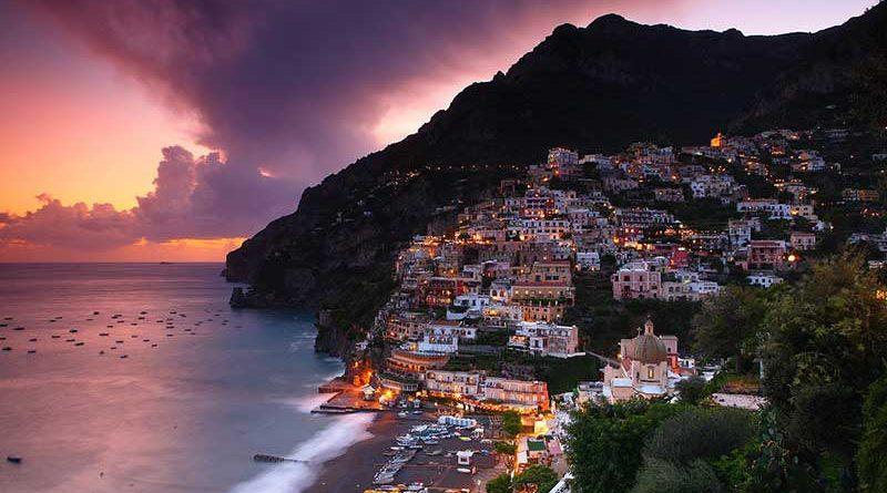 Positano e Amalfi