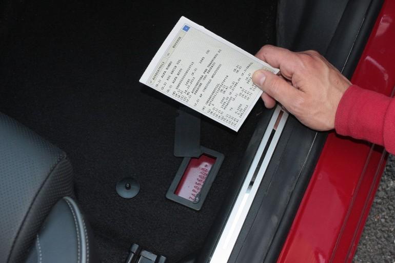 documenti auto usata