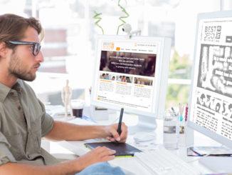 servizio per trovare un web designer a Milano