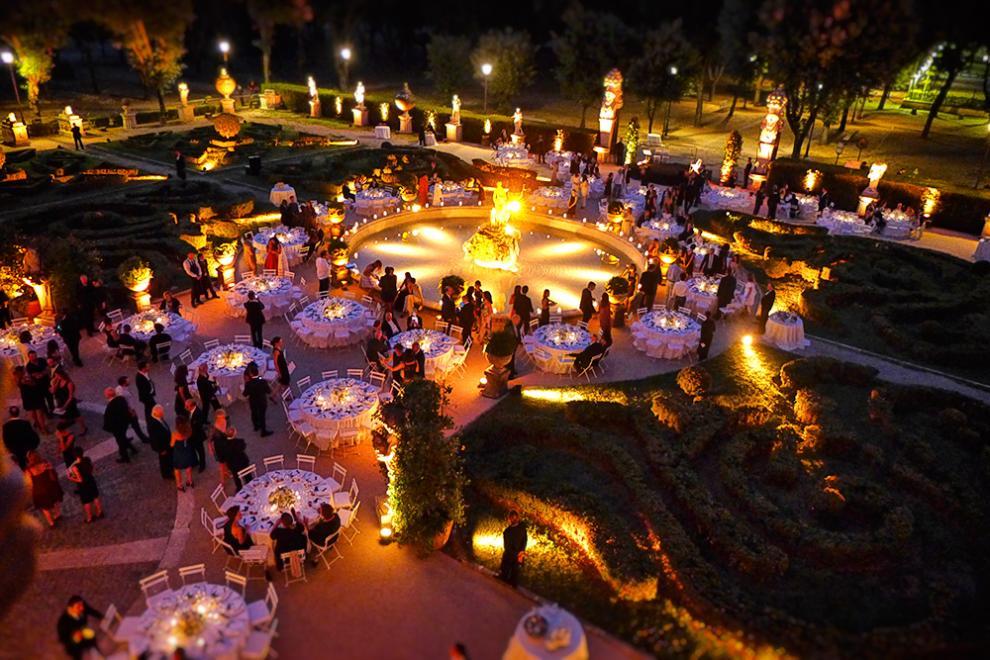 organizzazione feste aziendali roma