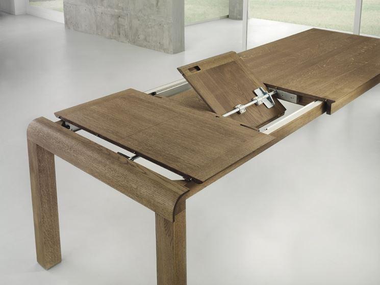 Vantaggi di un tavolo allungabile rettangolare