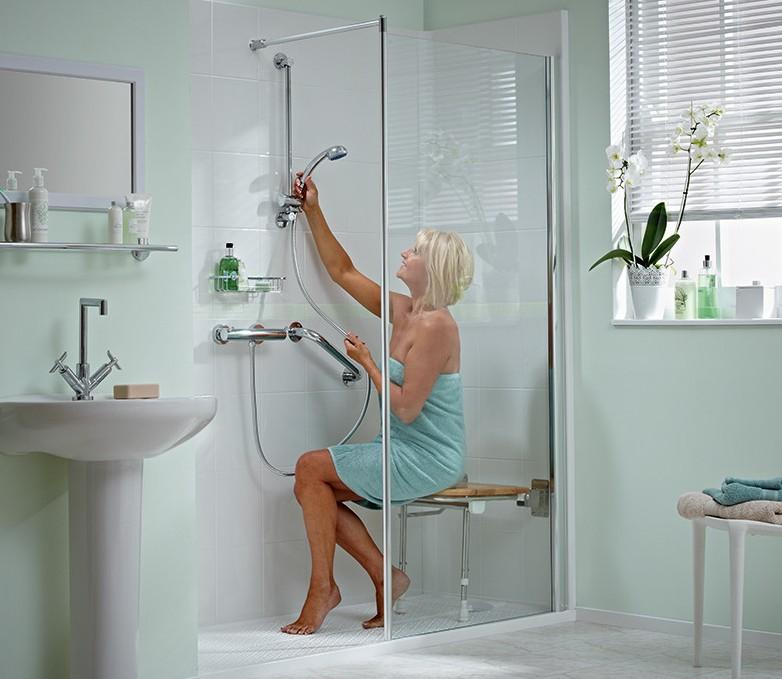 doccia anziani