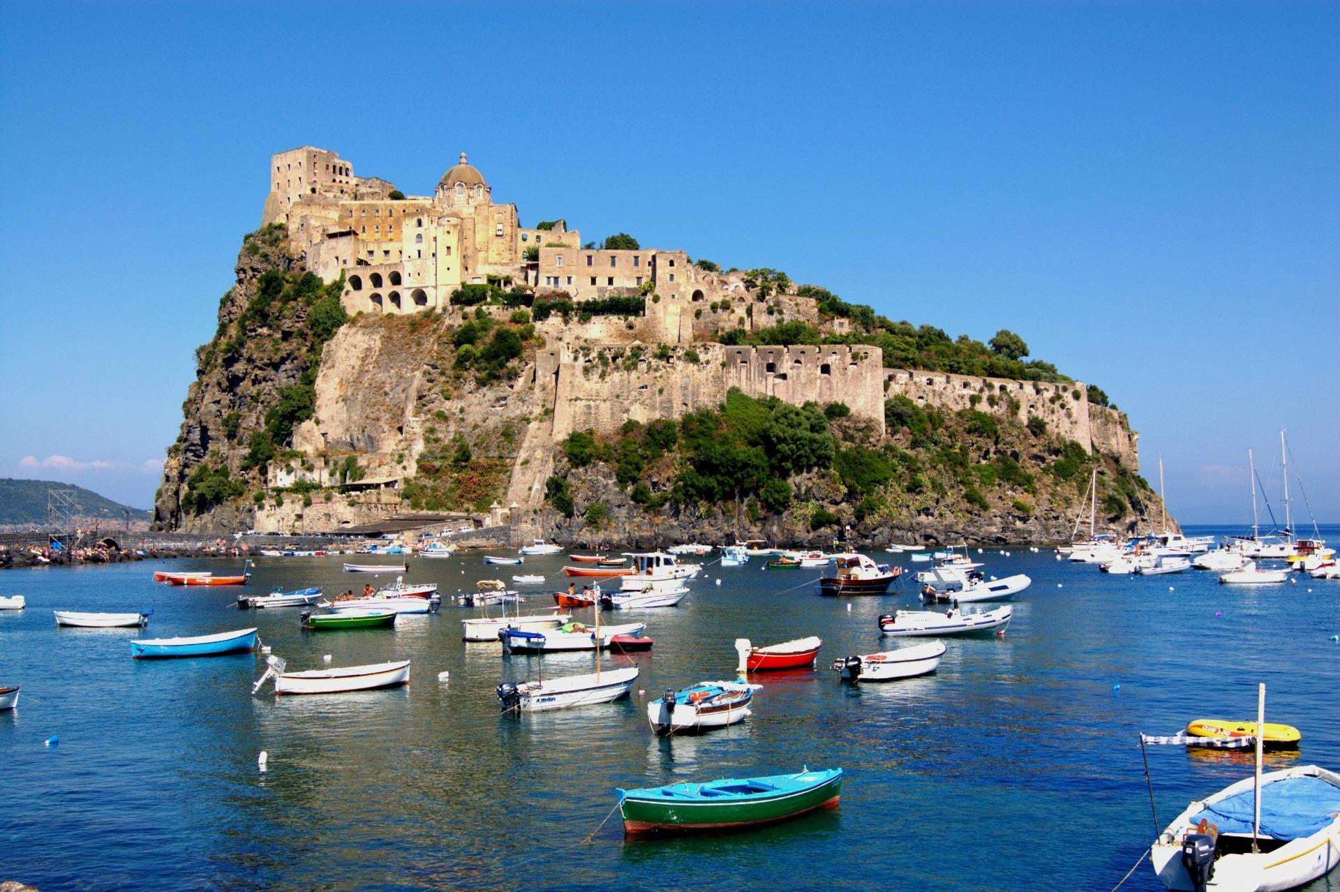 Le offerte per le vacanza in hotel a Ischia