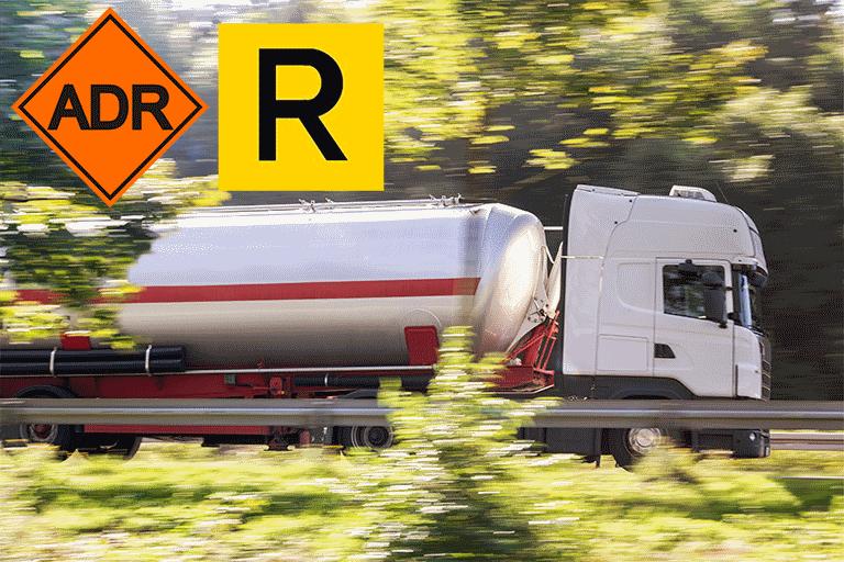ADR logistica dei trasporti