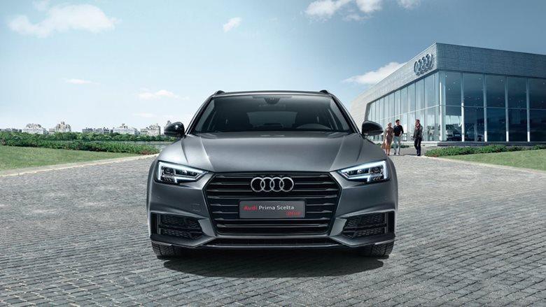 Il migliore usato garantito – le offerte di Audi