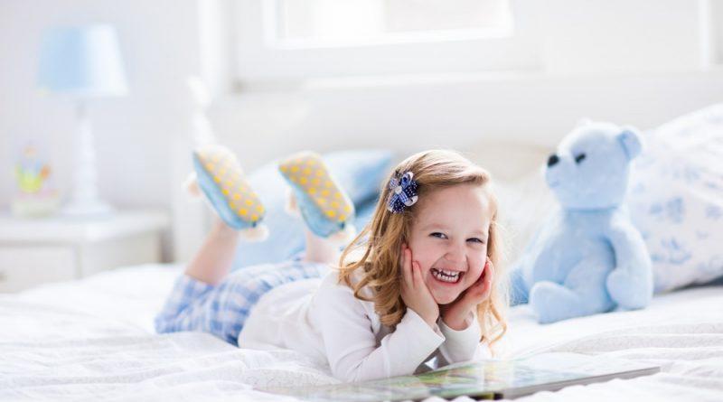 Come rendere sicura la cameretta dei bambini