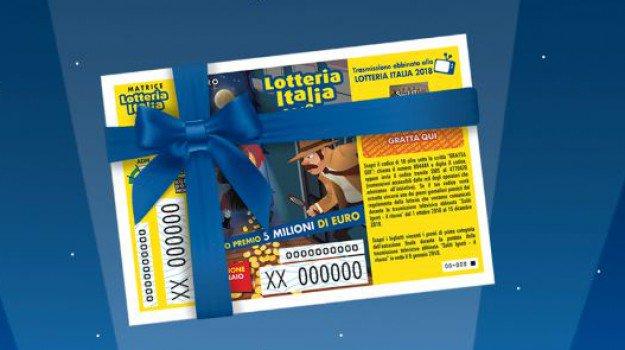 Lotteria Italia 2019: estrazione 6 gennaio 2020, tutte le informazioni sui biglietti.
