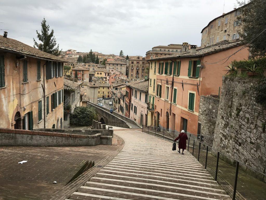 Umbria, un polmone verde al centro dell'Italia