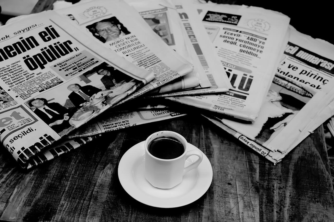 Il giornalismo sul web, quando le notizie corrono in rete