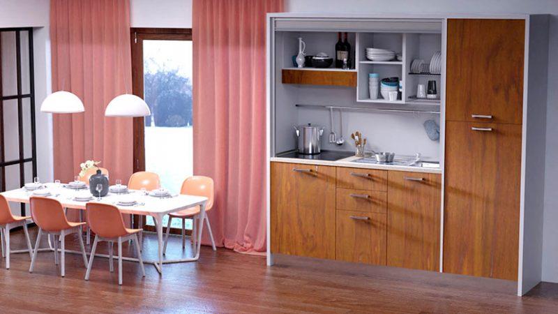 Arredare una cucina con mobili moderni