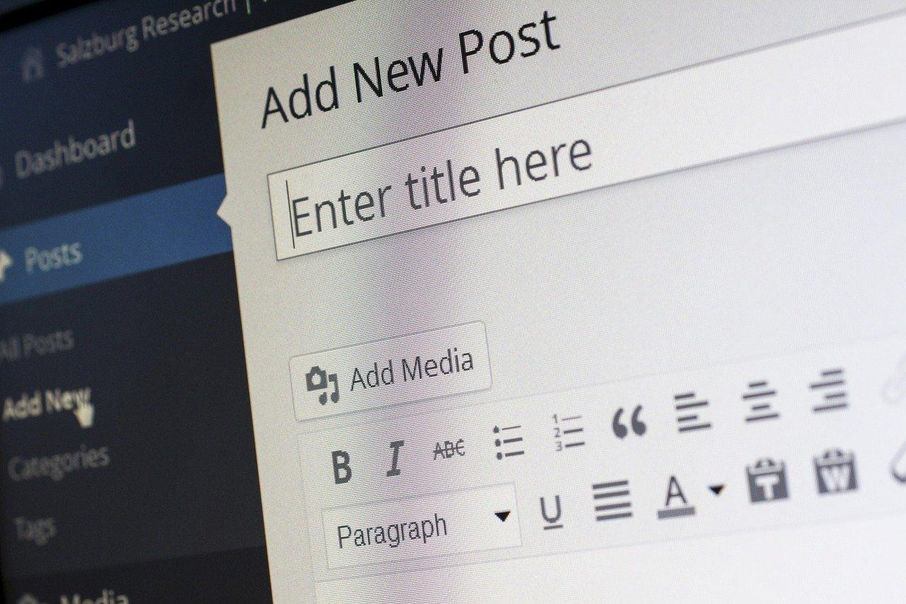 Sito aziendale con WordPress, ottima scelta!