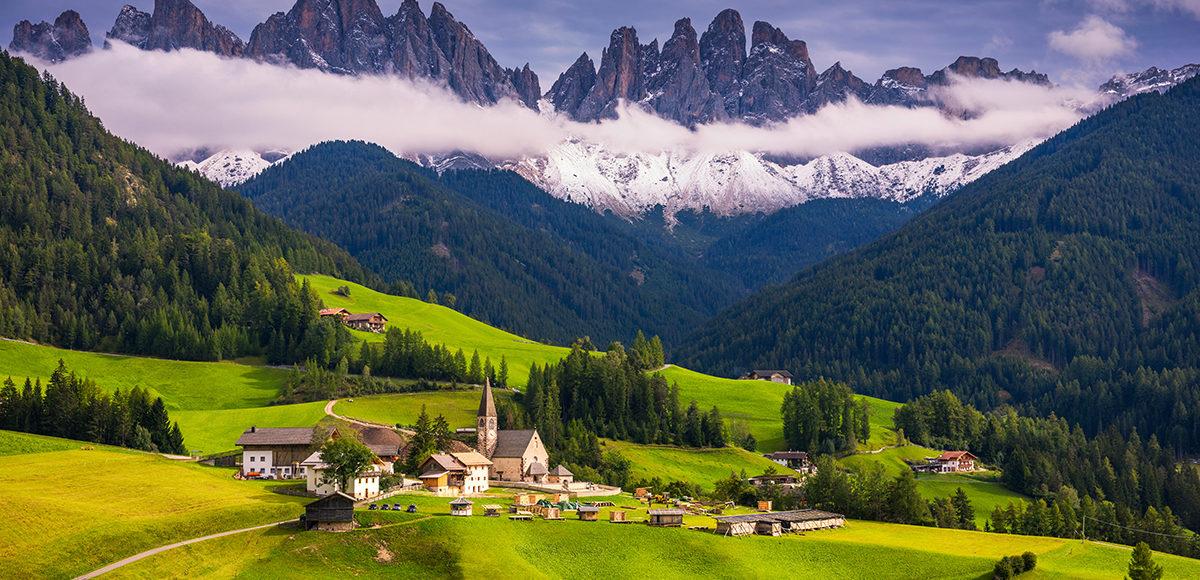 Cosa vedere e cosa fare in Trentino Alto-Adige