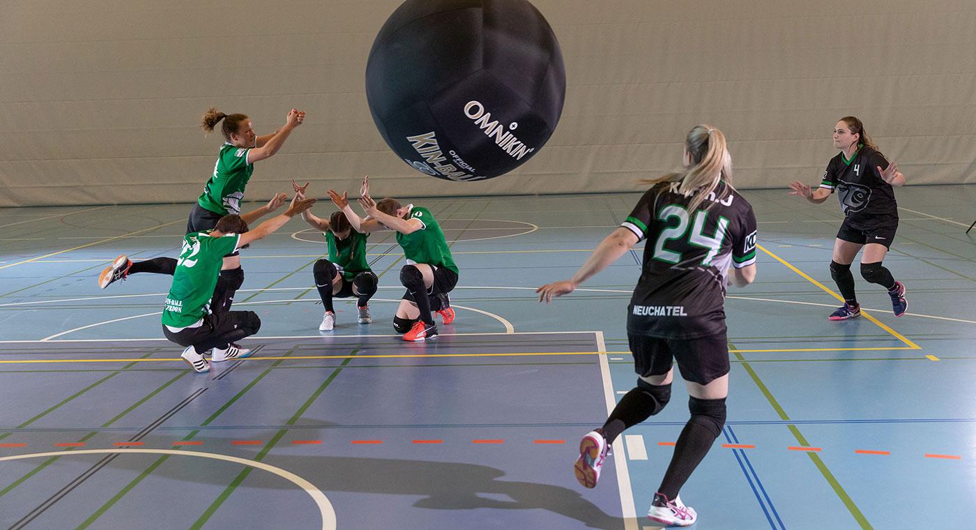 Kin-ball, la nuova disciplina inclusiva che promuove la socializzazione