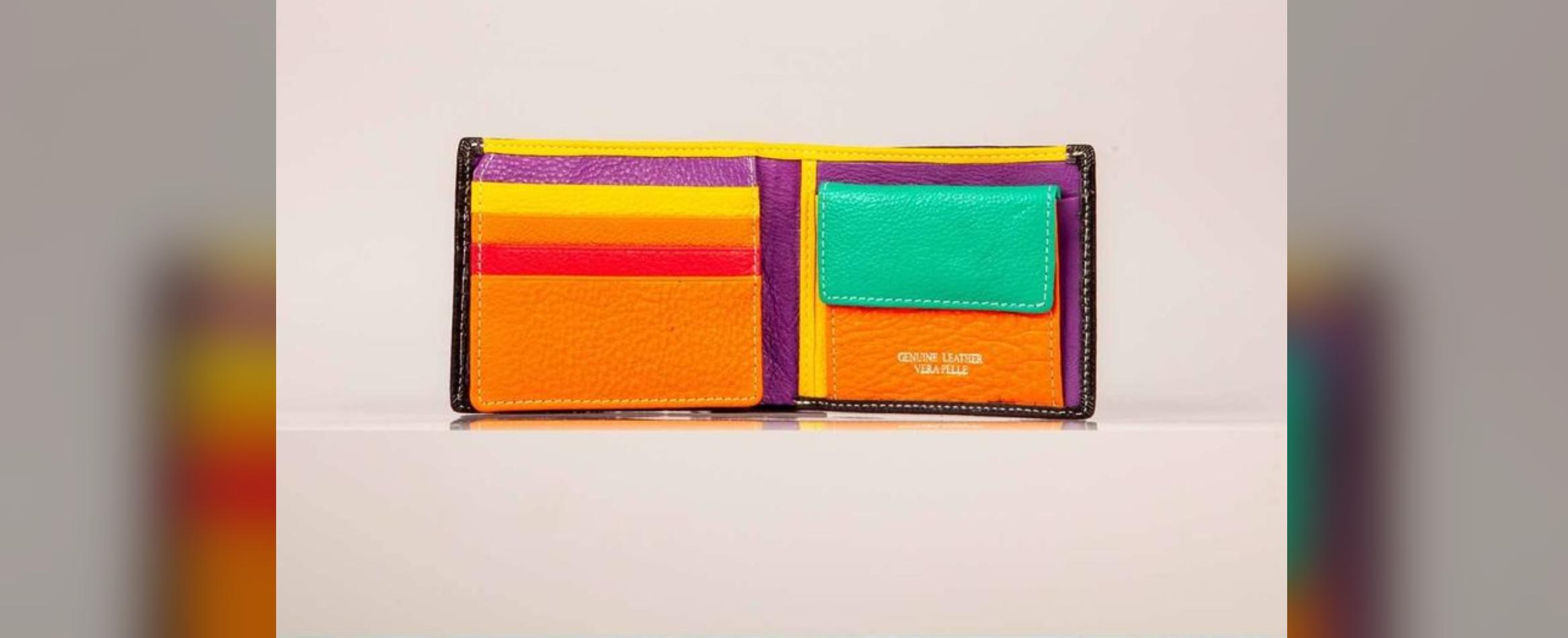Come scegliere il portafoglio in base al materiale