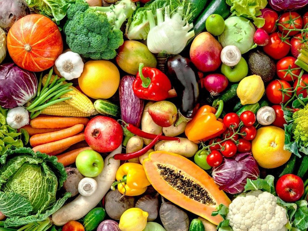 Riconosci le proprietà delle verdure in base al colore