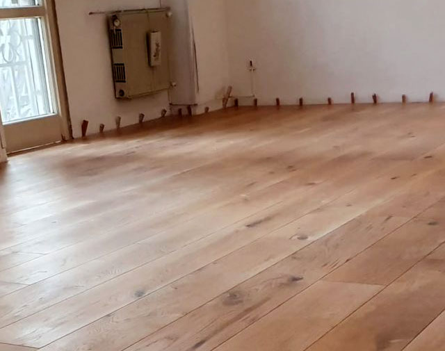 Come installare un pavimento in parquet perfetto