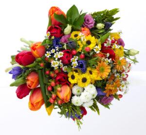 fiori consegnati a casa