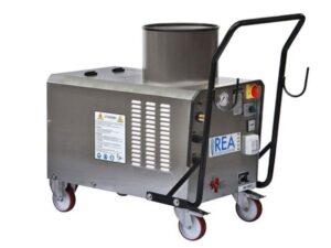 pulire industria alimentare con generatore di vapore