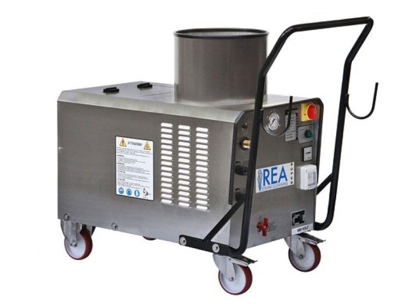 Generatori di vapore per la pulizia dell'industria alimentare