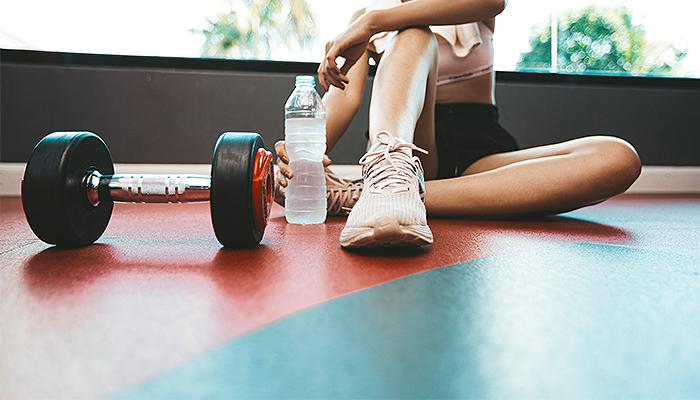 Sport: allenarsi in casa
