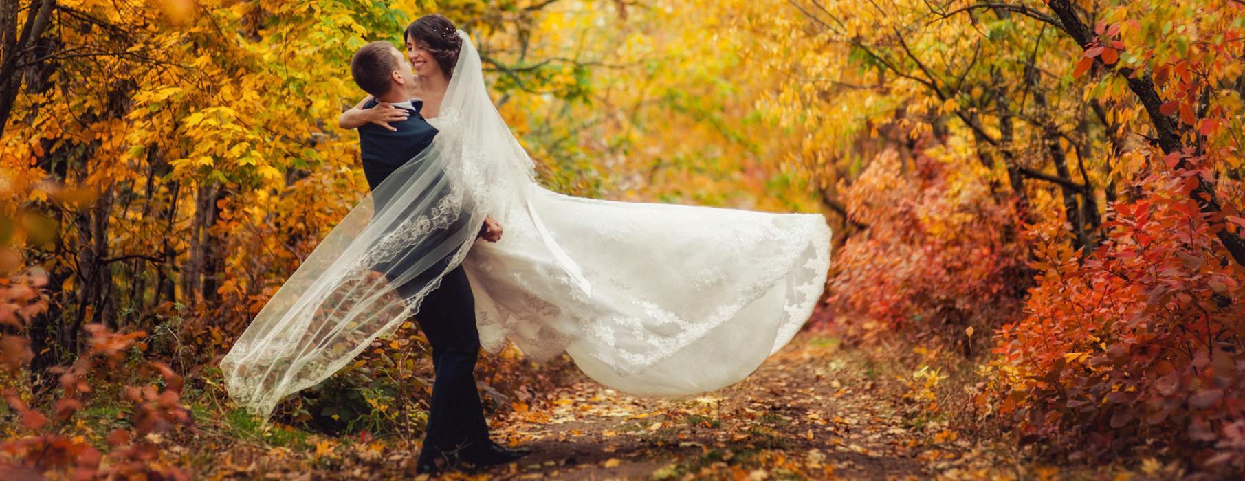 Come organizzare un matrimonio perfetto in autunno