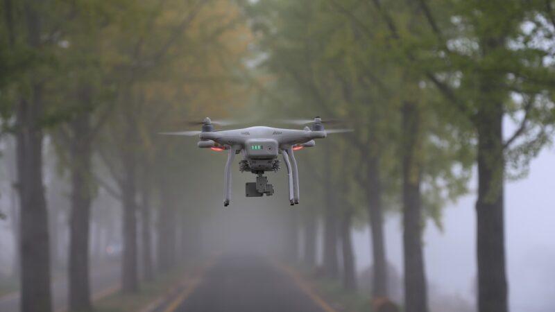 Fotogrammetria aerea con droni di alta qualità