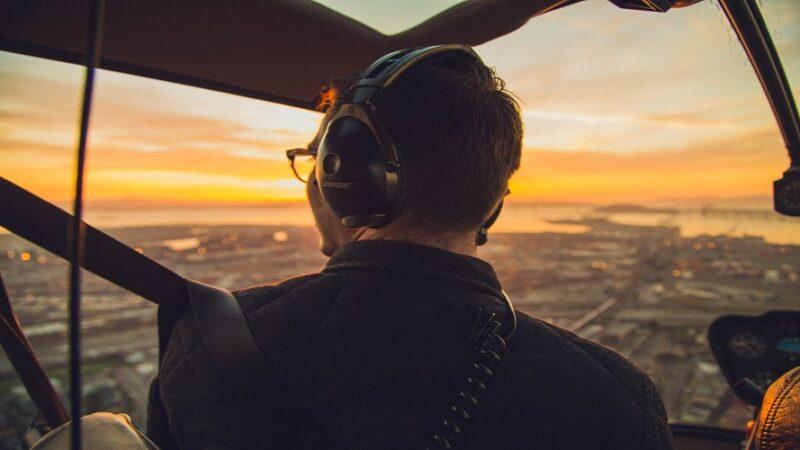 Tour in elicottero: il tour della Reggia di Caserta