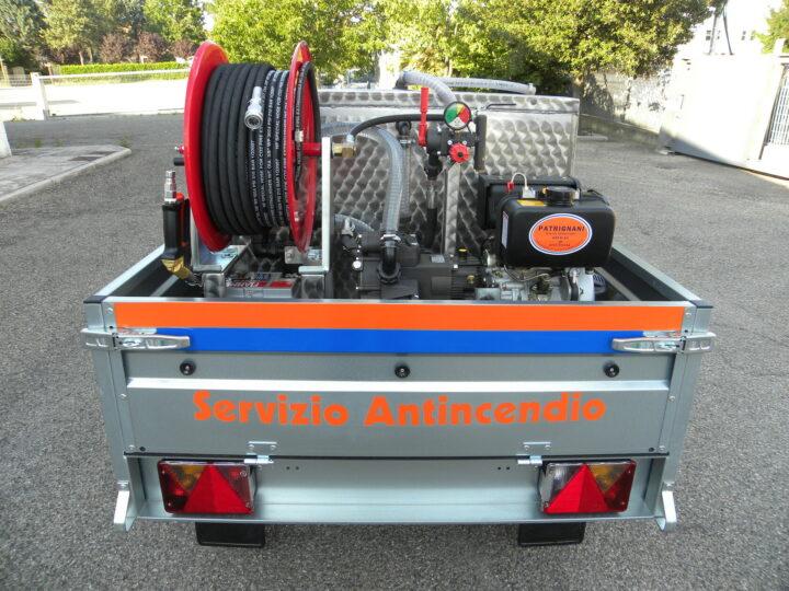 Veicoli antincendio cosa sono e a cosa servono